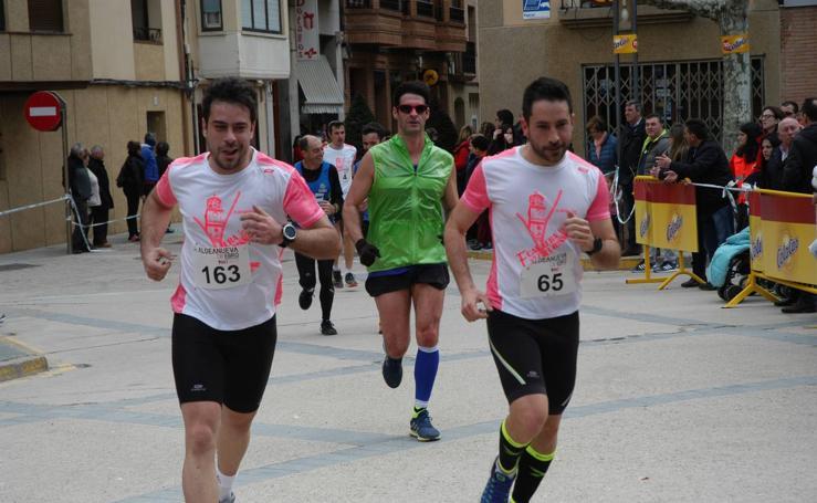 13ª carrera popular de Aldeanueva de Ebro