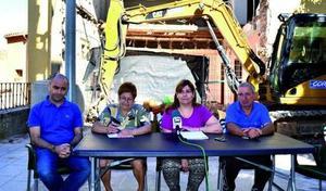 El Tribunal Superior de La Rioja justifica el derribo de la vivienda de los Gómez-Sota