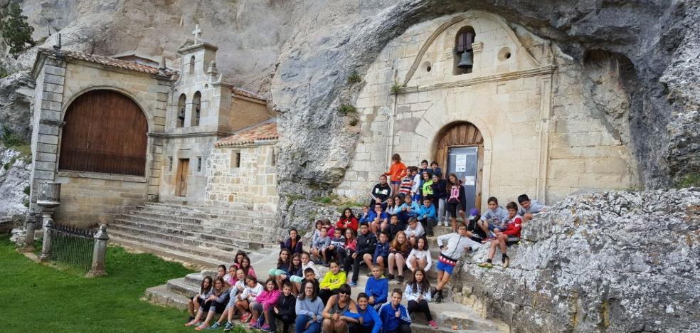 Lardero prepara un campamento juvenil para este verano en la sierra de Gredos