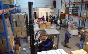 El Banco de Alimentos de La Rioja necesita voluntarios