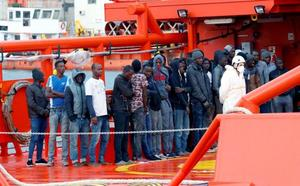 La devolución de migrantes cuesta unos 9 millones de euros anuales