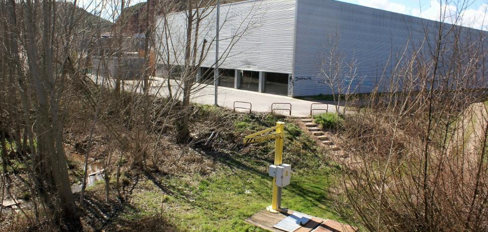 La nueva estación de bombeo de aguas residuales de Nájera estará lista este año