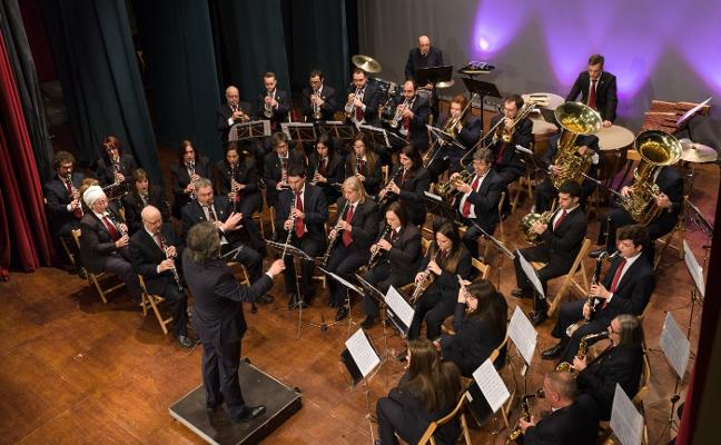 El Consistorio inicia los contactos para firmar el nuevo contrato de la banda de música