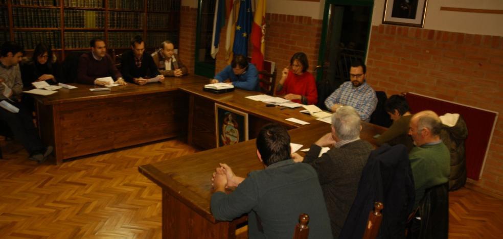 El Pleno aprobó ayer el Presupuesto para este año por valor de 2.415.479 euros
