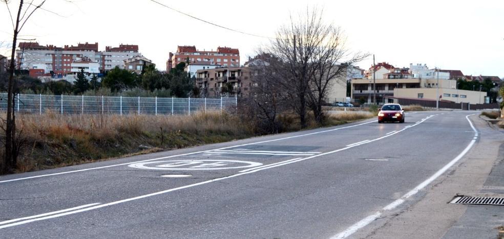 La prolongación de la calle Viacampo mejorará su accesibilidad para verano