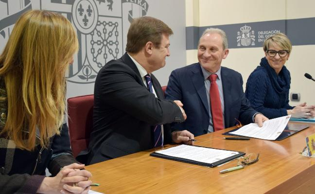 La primera comisión para seguir casos se activará en Lardero