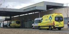 La Policía reduce a un paciente psiquiátrico que llevaba toda la noche en un box de Urgencias