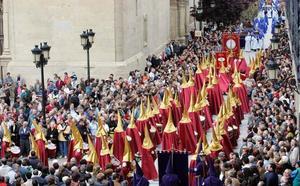Primeros «pasos» de la Semana Santa 2018 en Logroño
