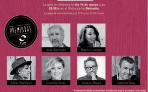 TVR entrega esta noche los galardones 'De Pura Cepa'