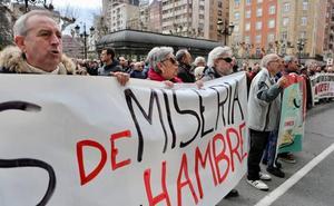 UGT y CCOO llaman a la movilización social en La Rioja en «un momento crucial para las pensiones»