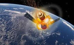 El satélite chino que cae (y podría ser en La Rioja)