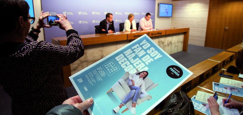 La XXIX Feria del Mueble de Nájera contará con 19 empresas expositoras