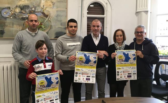 El trofeo Nassica se celebrará en Calahorra el 14 de abril