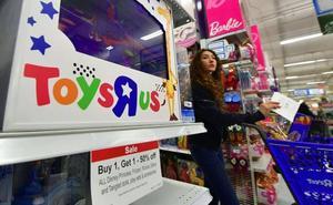 Toys 'R' Us prevé cerrar en EE UU, España y otros países