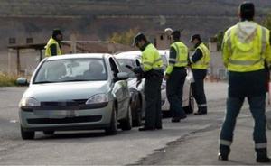 Detenidos en La Rioja seis conductores en estado ebrio en una semana