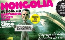 Mongolia pagará 40.000 euros a Ortega Cano por la sátira de «¡Antes riojanos que murcianos!»