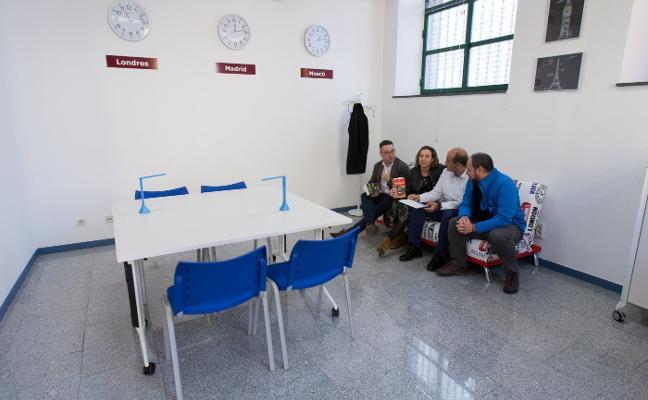 La Gota de Leche abre 'Eurodesk' para información juvenil en la UE