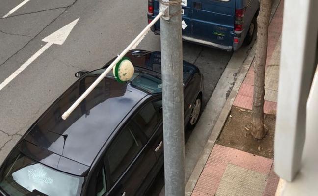 ¿Qué son esas esferas que han aparecido por todo Logroño?