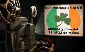 Música y cine irlandeses en la UR por San Patricio