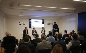 Gamarra defiende la inversión pública para apoyar a los emprendedores