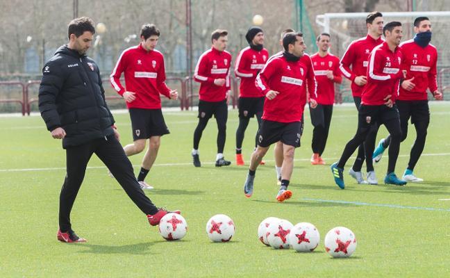 «Todo lo que no sea ganar, no es positivo para la UD Logroñés»