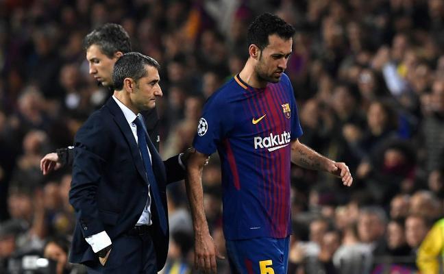 Última etapa para el Barça