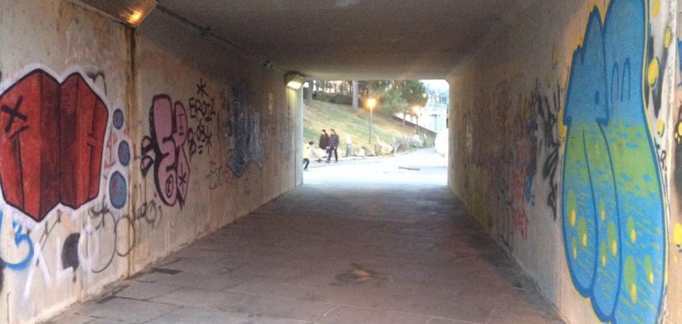 «Limpiar, iluminar y vigilar el túnel»