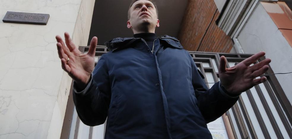 EN SU CONTEXTO Navalni, el líder opositor sin papeleta
