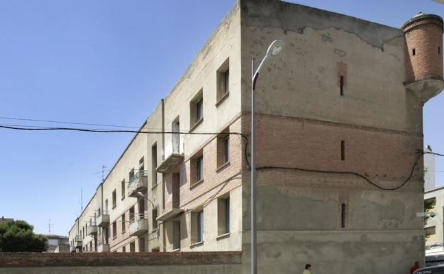 La antigüedad media de los cuarteles de la Guardia civil ronda los 41 años