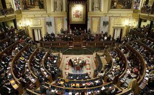El Congreso ralentiza la derogación de la Ley de Seguridad Ciudadana para unificar las propuestas de PNV y PSOE
