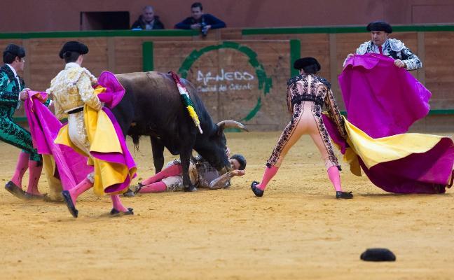 La clase de Juan José Villa 'Villita' se impone en el Zapato de Plata
