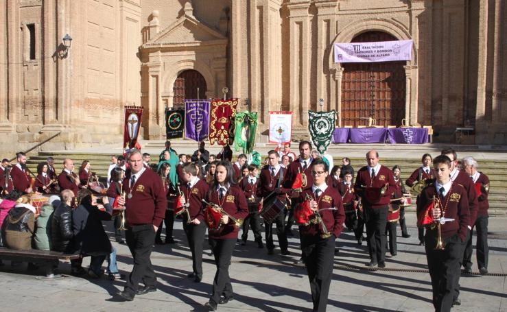 VII Exaltación de tambores y bombos en Alfaro