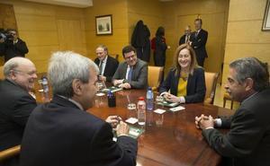 Cantabria y La Rioja unen fuerzas por una financiación no basada sólo en la población