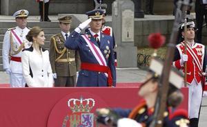 El acto central del Día de las Fuerzas Armadas será en Logroño