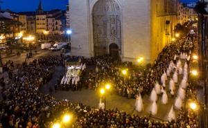 Llega la Semana Santa: así son todas las procesiones de Logroño