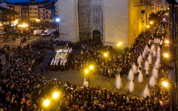 Semana santa logro o 2018 todas las procesiones la rioja - Cristalerias en logrono ...