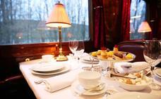 A bordo del Orient Express