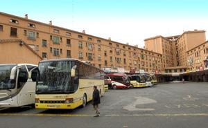 El PSOE urge a que la estación de autobuses sea un 'Centro de Participación Activa'