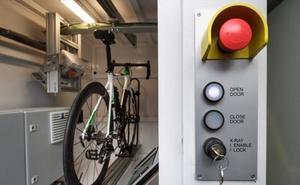 La UCI controlará las bicicletas con rayos X para evitar el 'dopaje' tecnológico