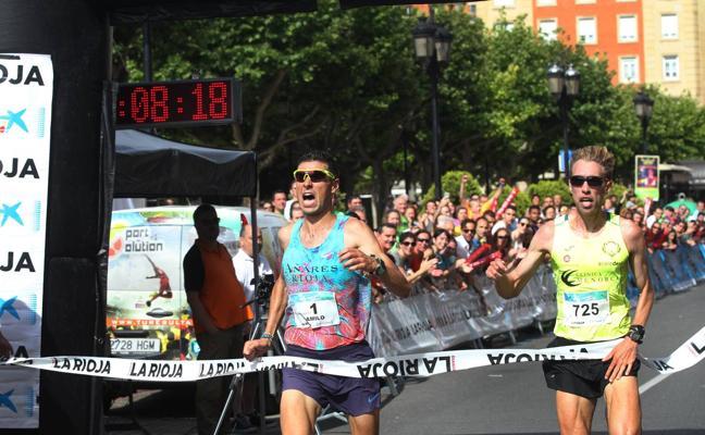 El Día de las Fuerzas Armadas obliga a cambiar la fecha de la XXVII Media Maratón de La Rioja