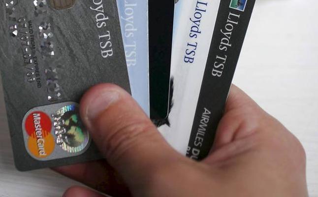 Condenados dos hombres a doce años de cárcel por falsificar tarjetas crédito en Logroño y Navarra
