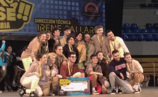 Harteraphia brilla y gana cinco premios del 'Rock da House' en Santander