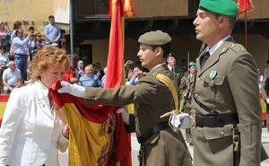 Defensa prevé 200 participantes en la jura de bandera de civiles en Calahorra