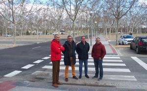 Termina la reforma del aparcamiento de Las Norias