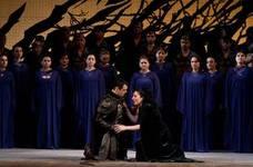Estreno de la ópera 'Norma'