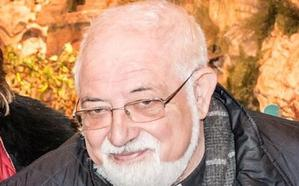 Fallece de un infarto el abad de la catedral de Santo Domingo, Carlos Pérez-Caballero