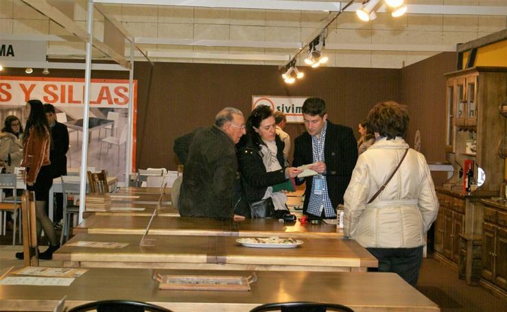 La Feria del Mueble de Nájera se pone en marcha