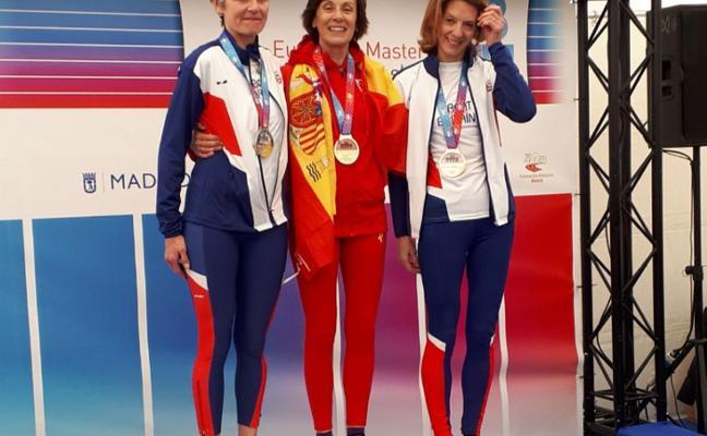 Maru Hernáiz obtiene el título de campeona de Europa de cross