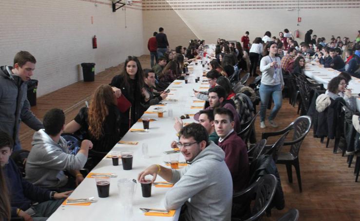Fiestas de la juventud de Alfaro
