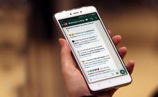 Más de 2.000 'altas' endos semanas en el WhatsApp de Diario LA RIOJA